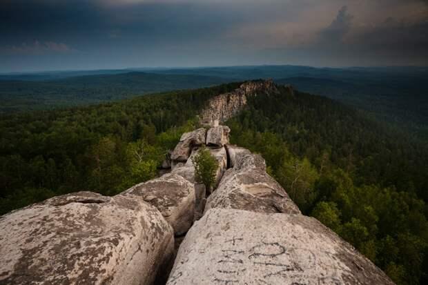 Следы доисторической цивилизации на территории России