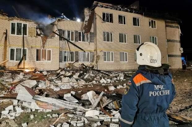 Власти рассказали о состоянии пострадавших при взрыве под Нижним Новгородом