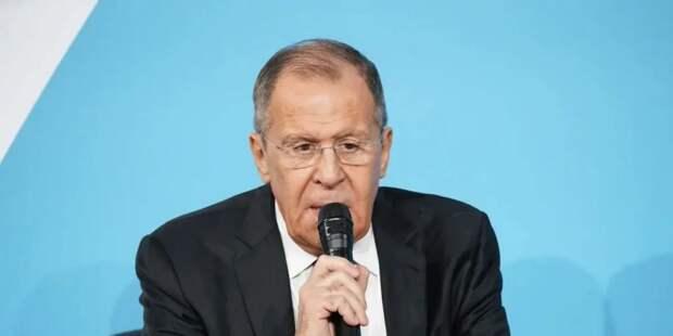 Лавров прокомментировал ситуацию в Ливии