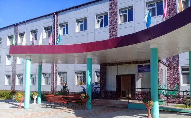Здание ГКОУ «Школа-Интернат Радуга»