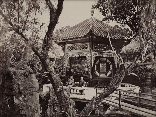 Редчайшие кадры Китая времён династии Цин: природа, люди, города безвозвратно ушедшей эпохи 10