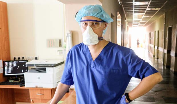 ВБелгородской области коронавирусом заразились 134 медика