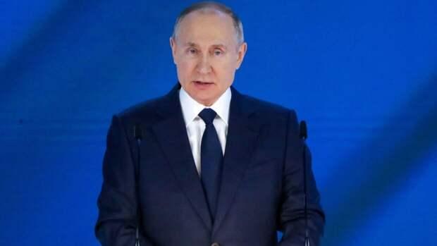 Путин заявил, что молодым талантам открыты дороги в России
