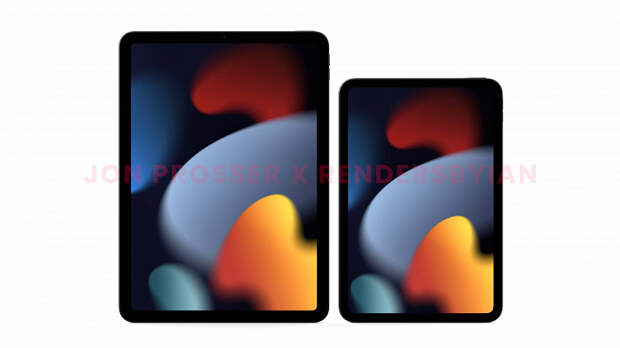 Самое серьезное изменение дизайна за последние шесть лет. iPad mini 6 показали на качественных рендерах