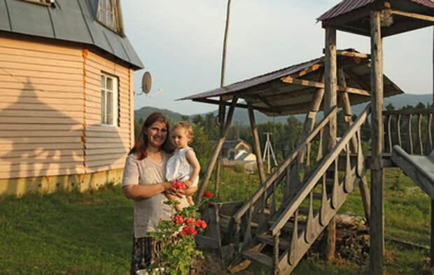 Маткапитал разрешат тратить на сельскую ипотеку