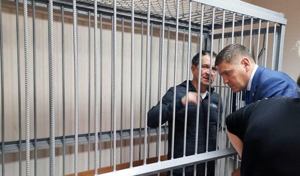 Оглашен приговор поделу экс-главы Адвокатской палаты Оренбуржья