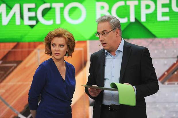 Норкин покинул передачу «Место встречи» на НТВ вслед за Беловой