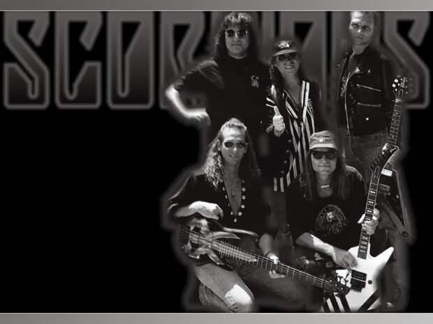 Музыка 90-ых: Scorpions - Wind Of Change