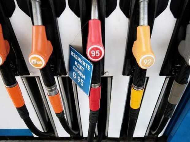 Бензин дорожает быстрее роста инфляции