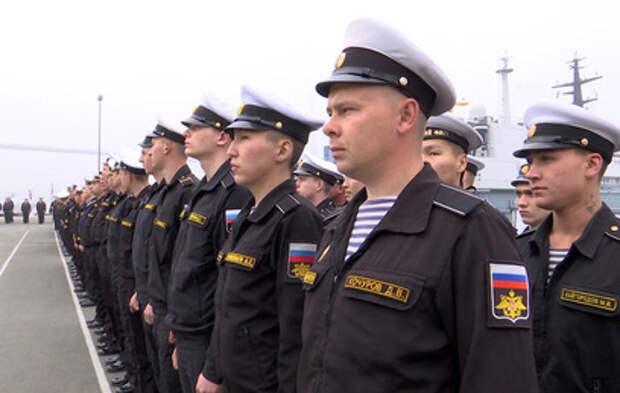 Тихоокеанский флот России отмечает 290-летие