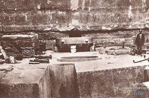 Завиет-эль-Эриан – город запретных пирамид