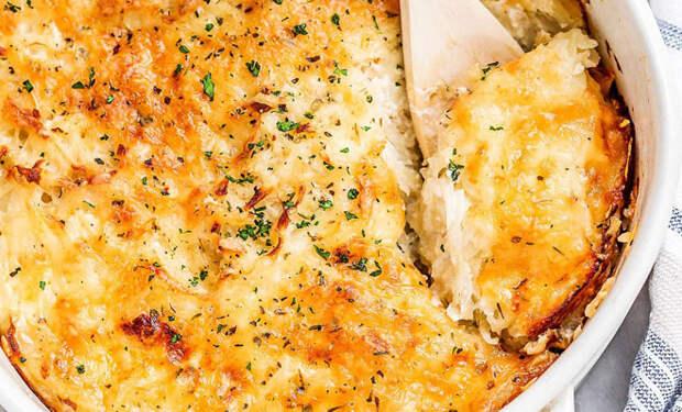 Запеканка-пирог из картошки и мяса: еда на несколько дней