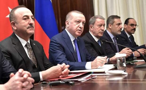 Начнется ли новая русско-турецкая партия и кому светит победа?