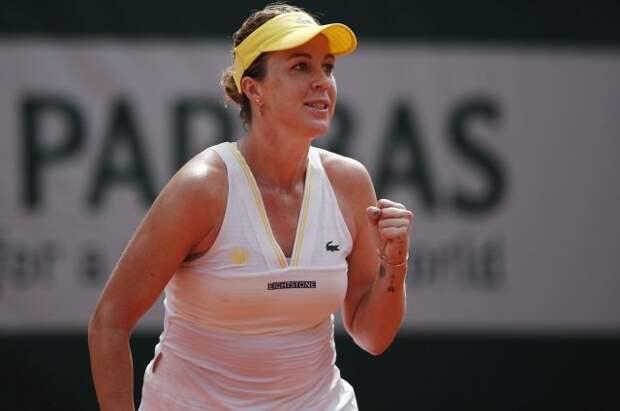 Теннисистка Павлюченкова попала в топ-20 рейтинга WTA
