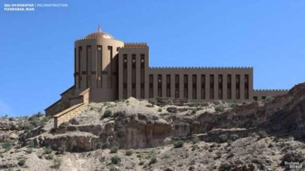 Как выглядели эти исторические дворцы в период расцвета
