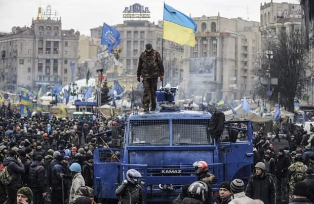 Майданы не стали прививкой