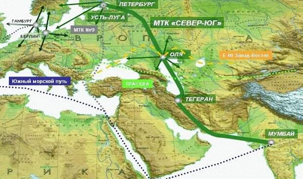 Россия получит доступ к Персидскому заливу
