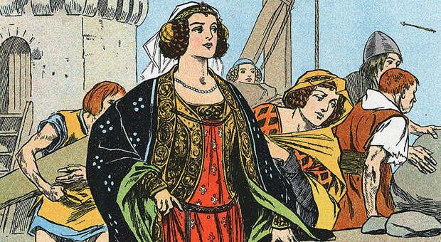 Легендарные защитницы замков Средневековья, или Что должна была уметь настоящая леди