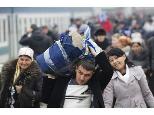 Грозит ли народам России и Туркестана массовое смешение?