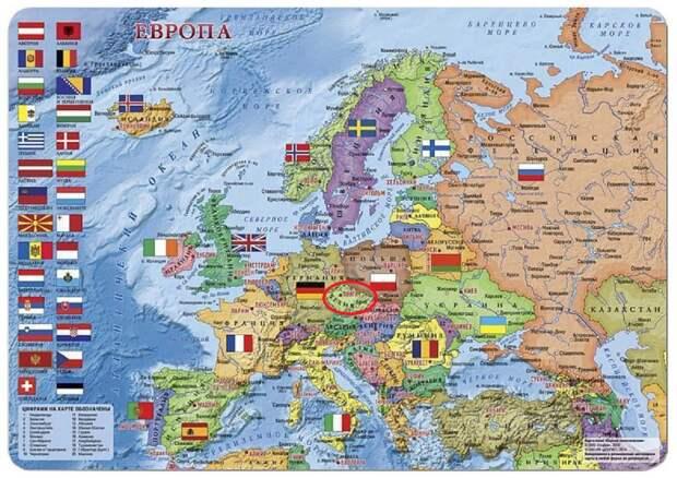 Чехия возомнила себя «сверхдержавой» и после России замахнулась на Китай