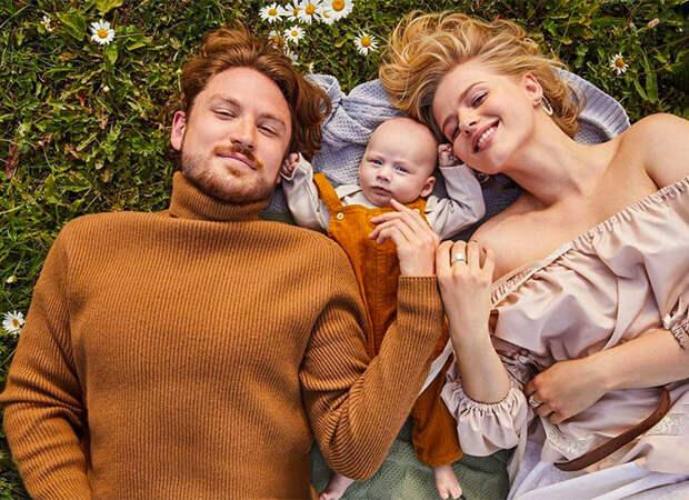Александра Бортич впервые о муже, беременности, сыне и гонорарах