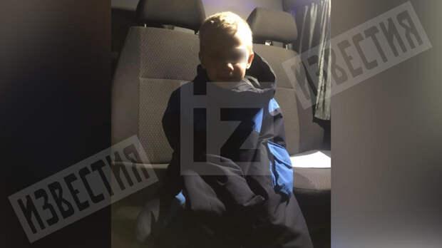"""Найденного в Нижнем Новгороде мальчика и его """"похитителя"""" отвезли в СК"""