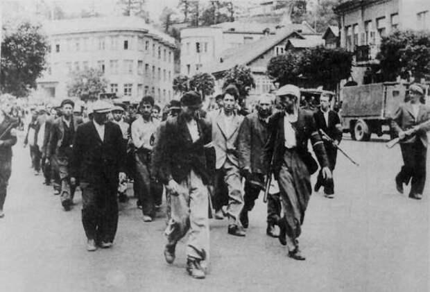 Глава еврейской общины Литвы напомнила, кто убивал евреев в Холокост