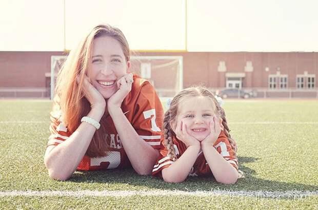 мамы и дочки фото (11)