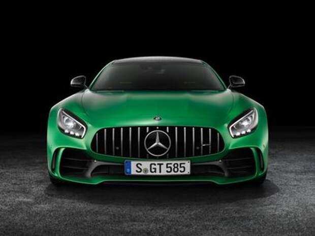 Mercedes-AMG GT R достанется не каждому