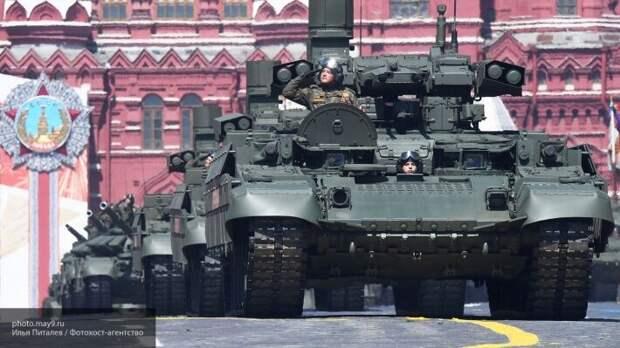 Новинки российской армии, которые показали на Параде Победы в Москве