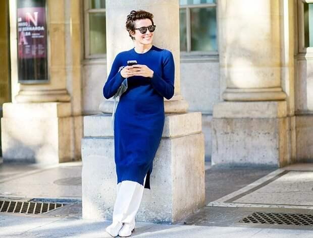 3 теплых платья, которые на женщинах 40+ смотрятся шикарно