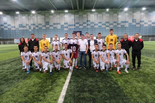 «Амкар» - чемпион: пермские власти объявили о возрождении футбольного клуба