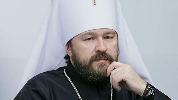 Митрополит Иларион рассказал, какую валюту использует РПЦ