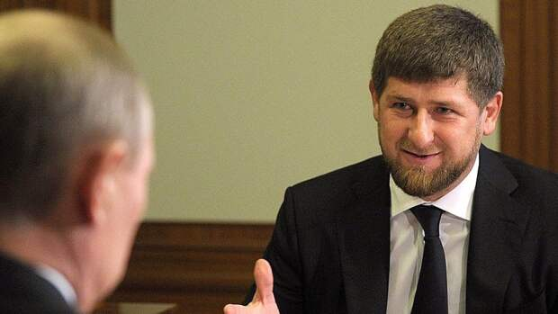 Глава Чечни Кадыров считает себя «пехотинцем» президента РФ Путина