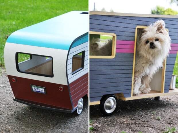 Собачьи трейлеры «Pet Trailers»