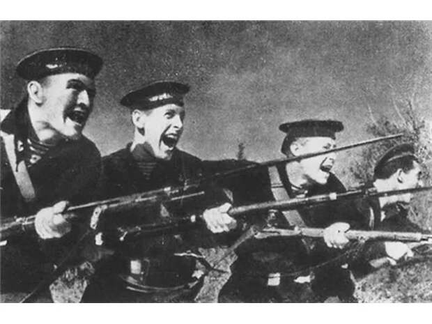Вот почему русских боятся: или психология русского солдата