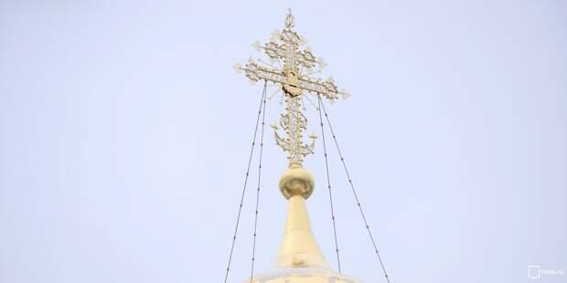 В храме Страстотерпцев поздравили ветеранов ВОВ