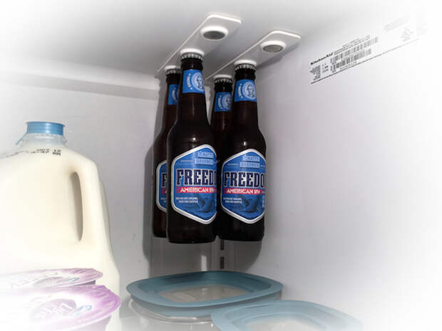 Что висит в вашем холодильнике?