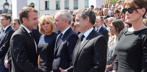 Французские президенты после де Голля: