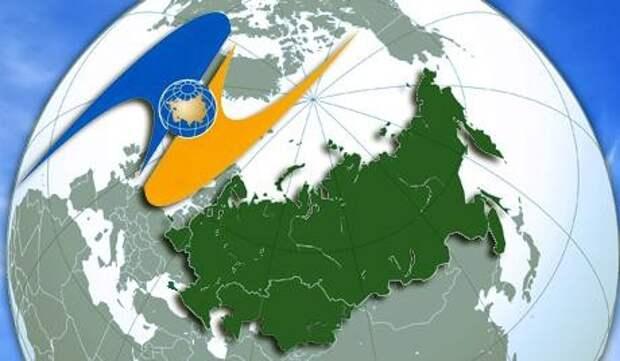 Госдума ратифицировала договор о Евразийском экономическом союзе