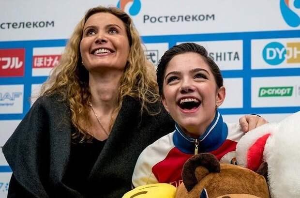 Евгения Медведева объяснила, почему не вошла в олимпийскую сборную по фигурному катанию