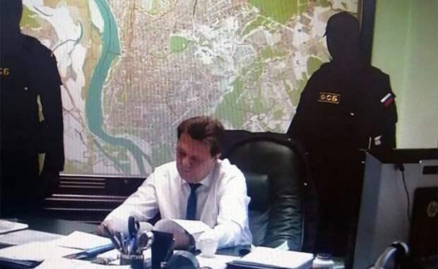 Стало известно, вчем подозревают задержанного мэра Томска