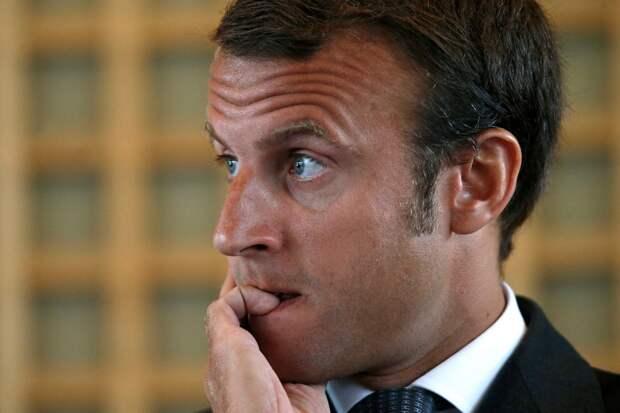 Последняя песенка Макрона спета: Франция напороге переворота
