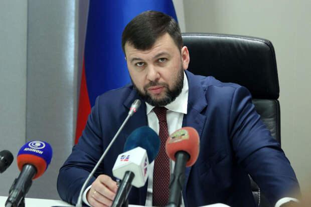 """Пушилин в эфире Первого канала объяснил Кравчуку """"на пальцах"""" цели Донбасса"""