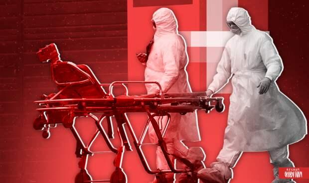 Убившая миллионы пандемия, похоже, оплачена США — American Conservative