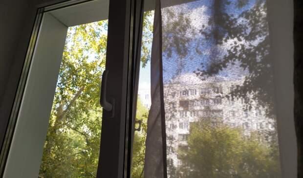 Четырехлетний ребенок выпал из окна дома в Илекском районе