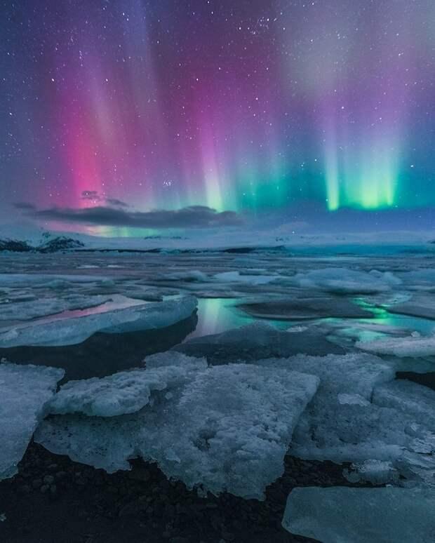 Многоликая и необычная планета в объективе тревел-фотографа Юрие Белегурски