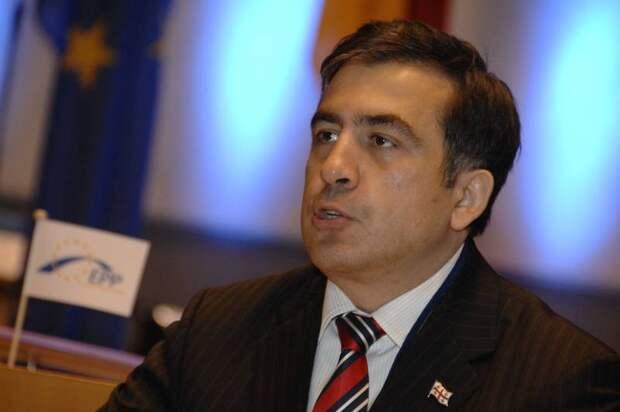 Михаил Саакашвили – последняя гастроль юмориста-самородка. Фельетон