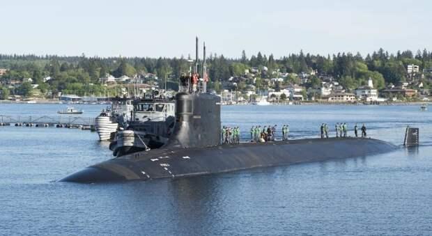 Атомная субмарина США сдалась под атакой клопов