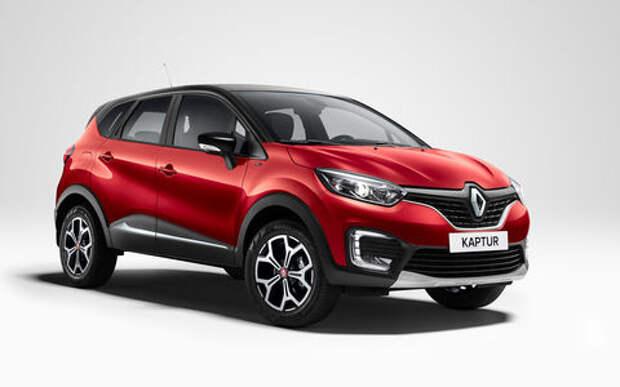 Россия: второй рынок в мире для Renault. Помогли кроссоверы!